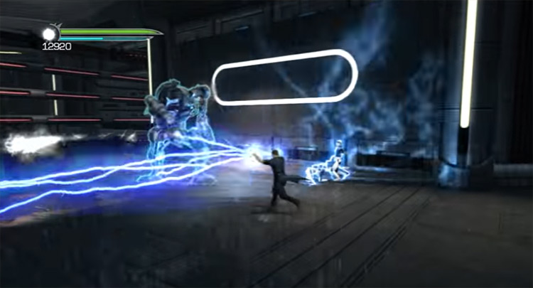 Star Wars: The Force Unleashed II gameplay