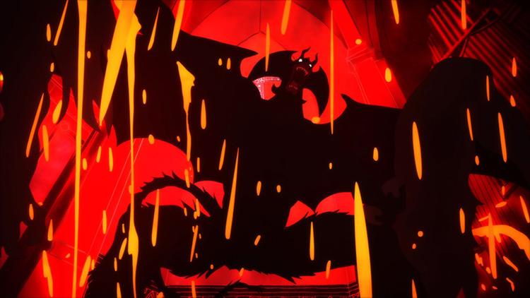 Devilman Crybaby anime by Masaaki Yuasa