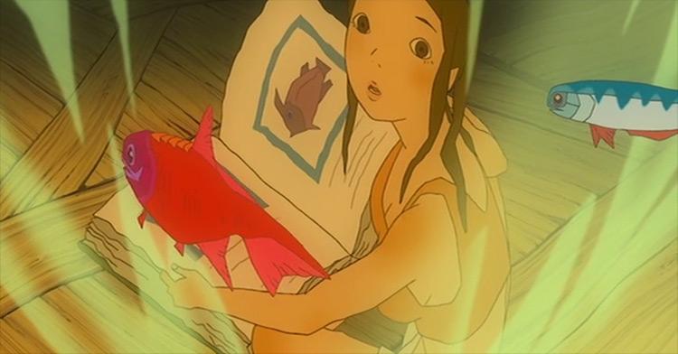 Mind Game anime screenshot