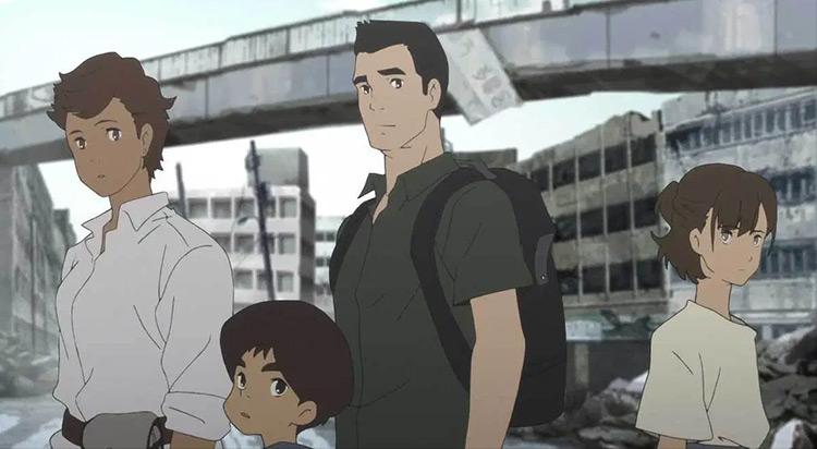 Japan Sinks 2020 Masaaki Yuasa screenshot
