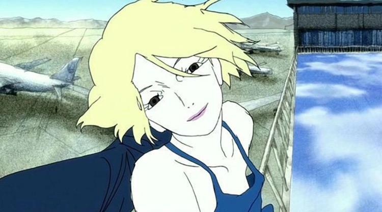 Kemonozume anime by Masaaki Yuasa