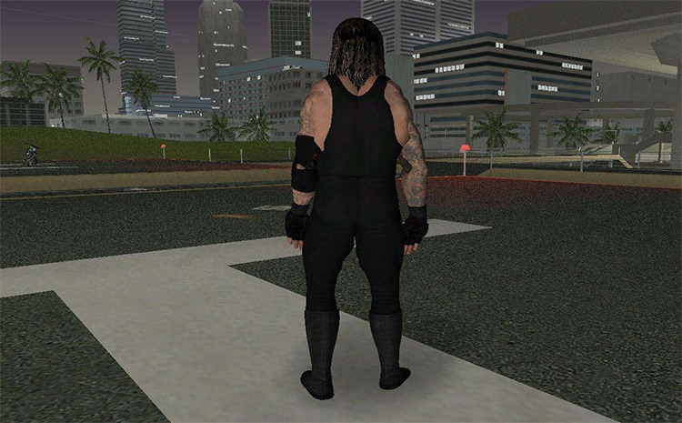 The Undertaker mod for GTA Vice City