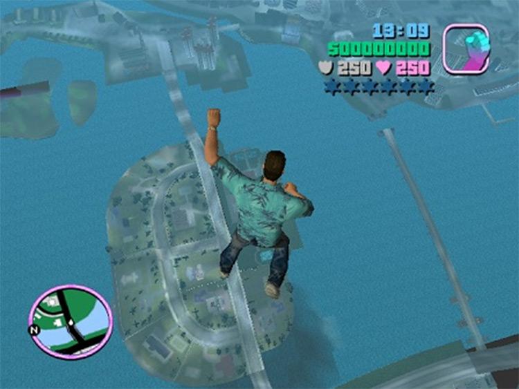 Superman Mod for GTA Vice City