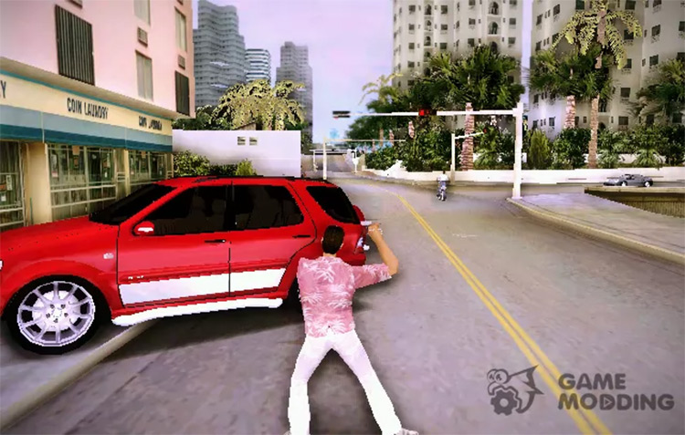 Gangnam Style Mod for Vice City