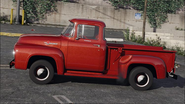1956 Ford F100 Truck in GTA5