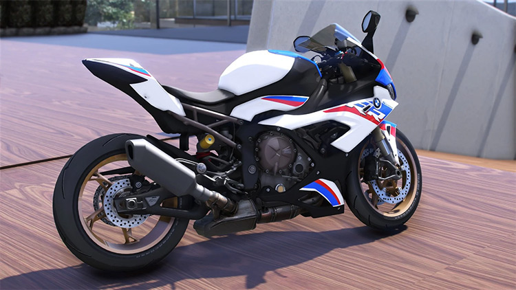 2020 BMW S1000RR Mod for GTA5