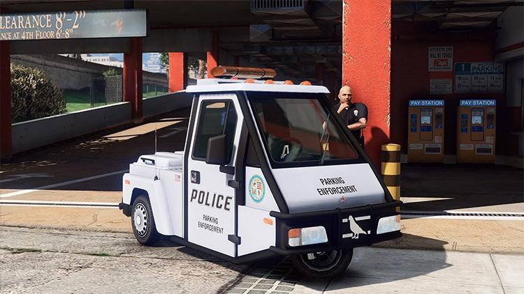Nagasaki Pigeon Patrol Mod for GTA5