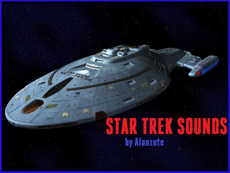 Star Trek Sounds for Space Engineers