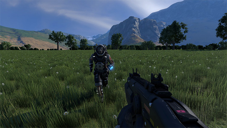 Zombie Replace Wolves Mod for Space Engineers