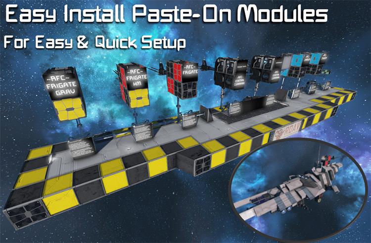 Rdav's Fleet Command MKII Mod