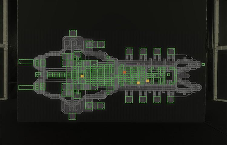 Floor Plan Script Mk1 for Space Engineers