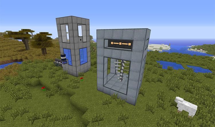 Mekanism Mod - Minecraft Screenshot
