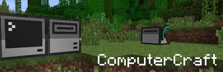 ComputerCraft Mod for Minecraft