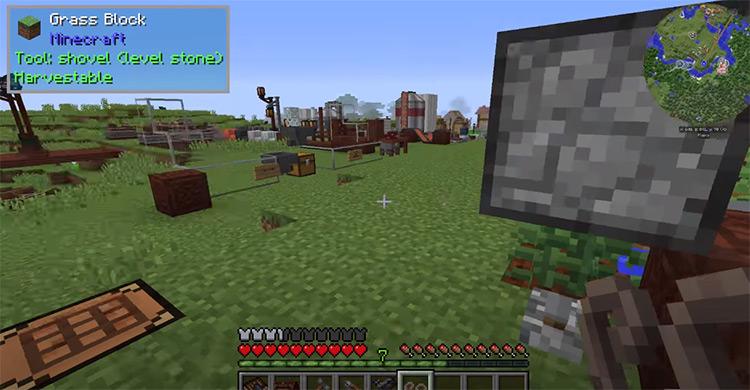 Immersive Engineering Mod for Minecraft