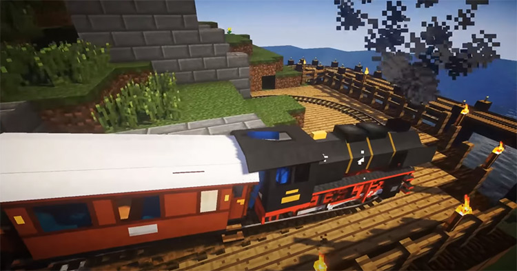 Traincraft Screenshot