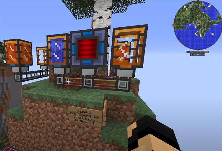 Thermal Dynamics Minecraft Mod