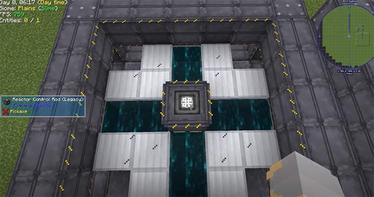 Extreme Reactors Minecraft Mod