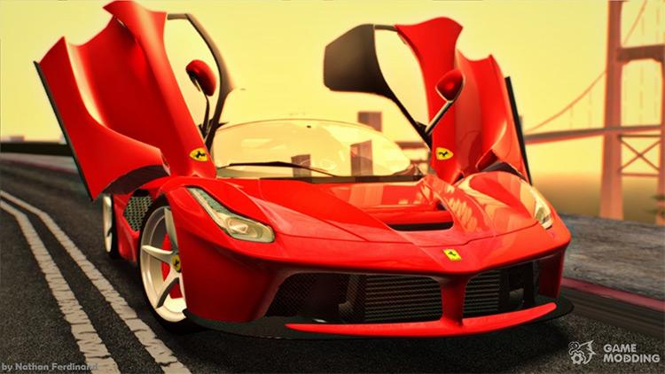 Ferrari LaFerrari 2014 Mod