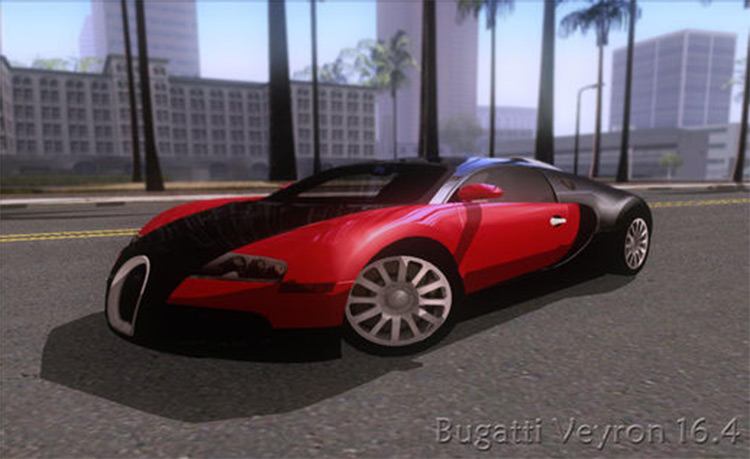 Bugatti Veyron 16.4 General Car Mod