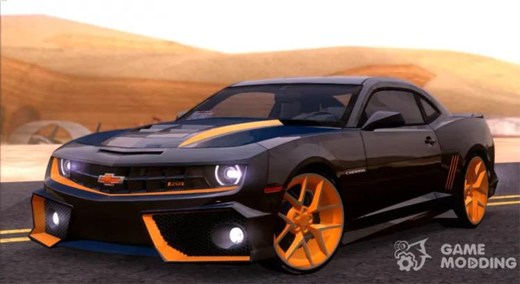 Chevrolet Camaro VR - San Andreas Mod