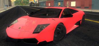 Lambo Murcielago Car Mod - GTA3 HD Screenshot