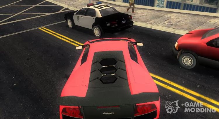 Lamborghini Murcielago GTA3 mod