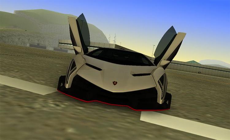 Lamborghini Veneno LP750-4 Mod
