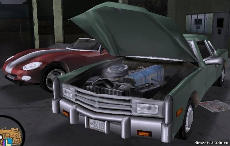 XBOX Vehicles in GTA3