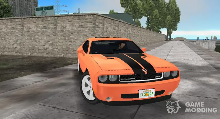 Dodge Challenger SRT-8 for GTA3