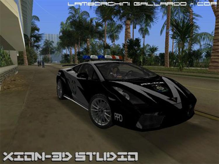 Lamborghini Gallardo - Car Mod