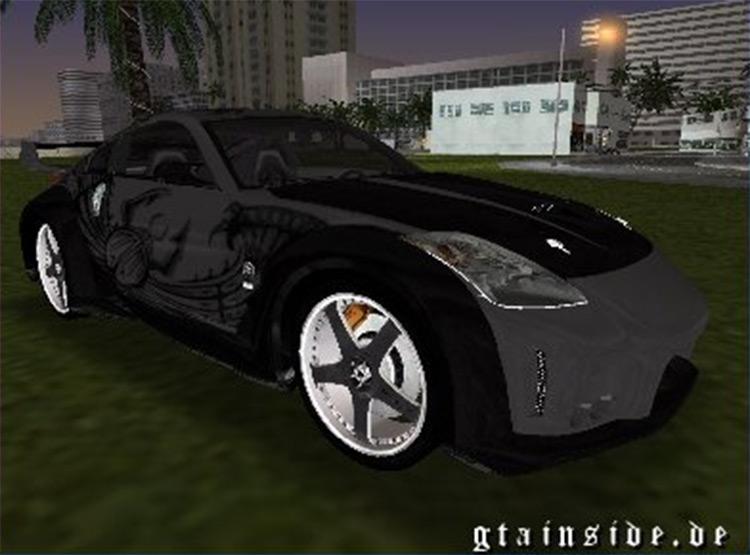 FNF3 Nissan 350 Veilside in GTA3