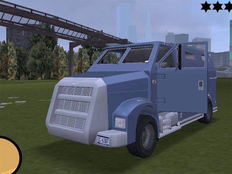 GTA3 HD Vehicles Tri-Pack III - Vice City Mod