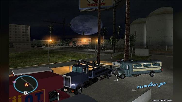 Vice City Stories Vehicles Mod