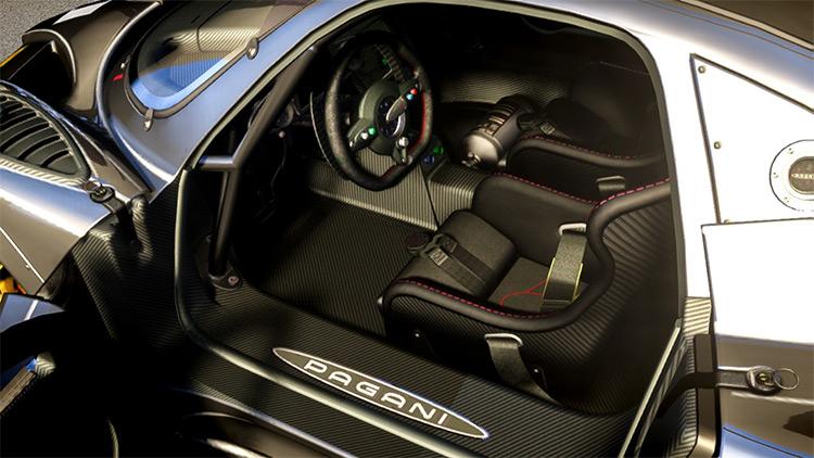 Pagani Zonda R for GTA4