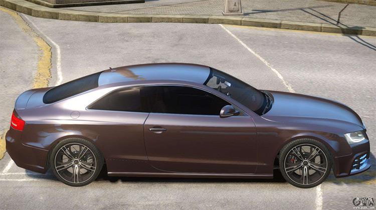 Audi RS5 V1 R3 - GTA4 Car Mod