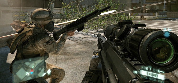 Crysis 2 Battle in New York Screenshot