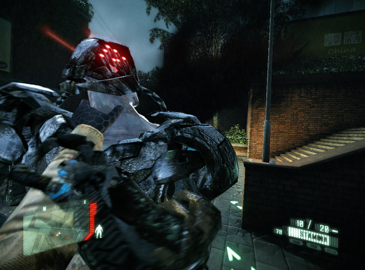 Chepter Machines Hands Crysis 2 Mod
