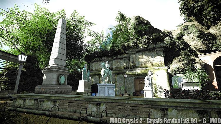 Crysis Revival Crysis 2 Mod screenshot
