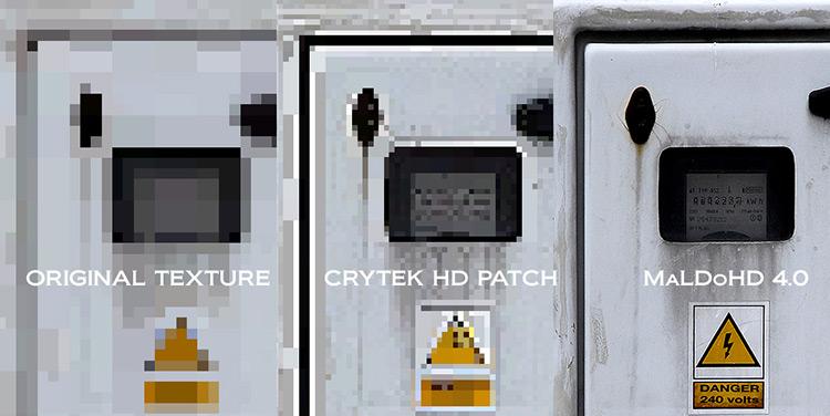 MaLDoHD Crysis 2 Mod