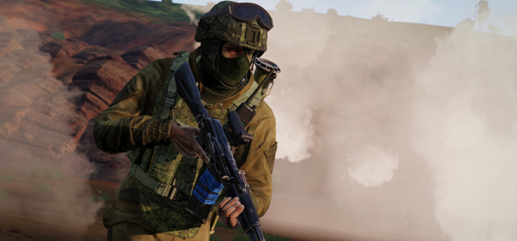 ARMA3 HD gameplay modded screenshot