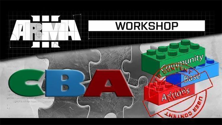 Artwork of CBA_A3 Arma 3 Mod