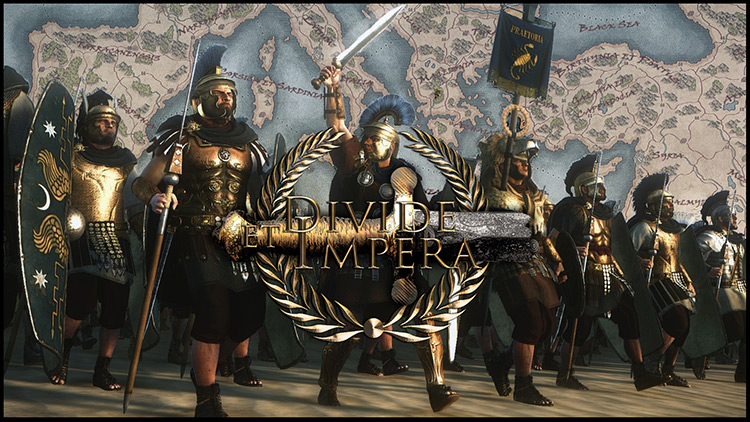 Divide et Impera Total War Rome 2 Mod