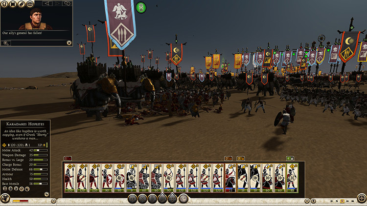 Alexander The Great Campaign Hellenic Edition TWR2 Mod