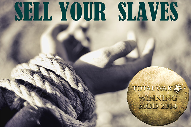 Sell Your Slaves - Total War Rome II Mod