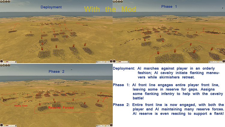 Increased Spotting Distances for a More Tactical TWR2 comparison