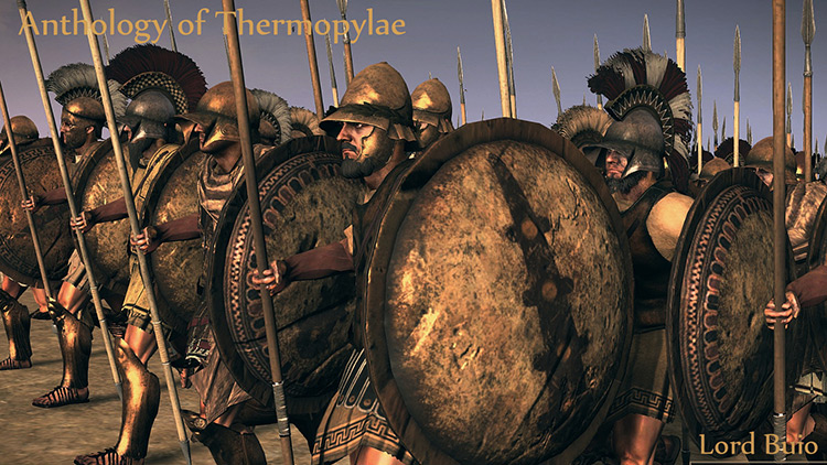 Lord Buio Sparta Reskin Mod