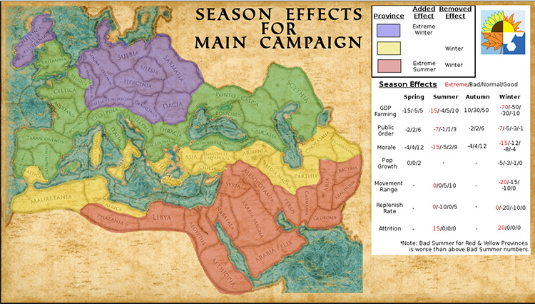 Season Effects for Main Campaign TWR2 Mod