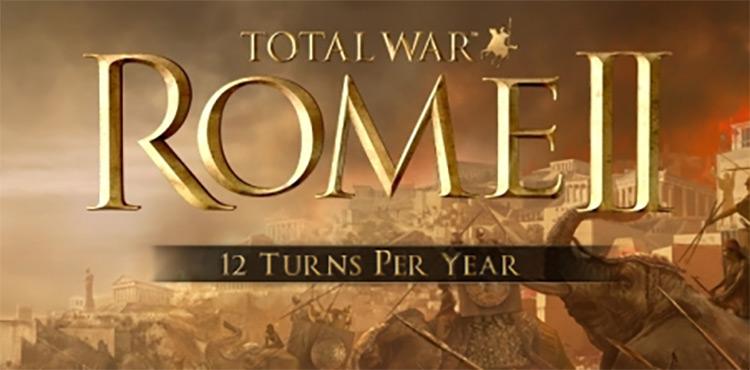 12 Turns Per Year Total War Rome II Mod