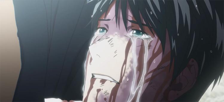Ebisu in Noragami Anime