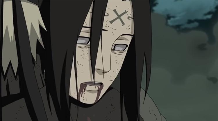 Death of Neji in Naruto Shippuden Anime